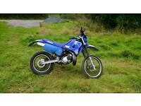 Yamaha dtr125 2002