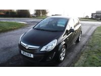 VAUXHALL CORSA 1.2 SXI,2011,Only 40,000mls,Alloys,Air Con,Privacy Glass,Superb Condition Throughout