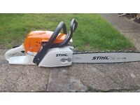 STIHL MS 291C BRAND NEW WITH INSTRUCTIONS