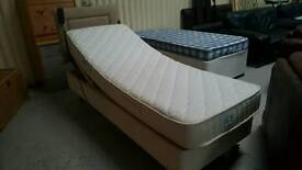 Electric recliners bed and mattress not very old and in vgc can deliver 07808222995