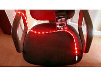 """LED """"MOOD LIGHT"""" FOR BACK-LIGHTING TV - USB powered"""