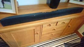 Sony 40 watt sound bar