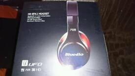 Bluedio ufo Bluetooth headphones