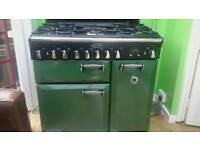 Elan Rangemaster cooker