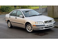 Volvo S40 1.9 D 2003 Full Full Service History Very good condition