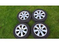 "VW 16"" alloys"