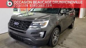2016 Ford Explorer SPORT AWD - NAVIGATION + CUIR + TOIT - 7 PASS