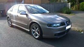 Leon FR TDi 150 BHP with only 69k miles!