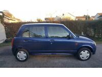 Daihatsu Cuore 1.0L Automatic Very Low Miles great condition