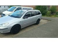 Ford focus estate diesel
