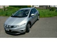 2010 Honda civic 2.2 (open to offers )