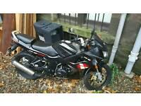 Lexmoto XTR-S 125 motorbike for sale