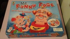 Funny Face Game great condition