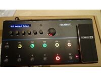 Line 6 Firehawk FX Guitar Effects Pedal (In great condition)