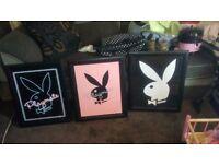 Playboy frames