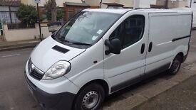 Vauxhall Vivaro van for sale No VAT