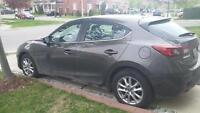 Mazda 3 Sports 2015 GS 4930 KMs