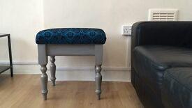 Upcycled stool