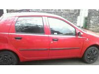 MK 2 54plate punto for sale! BRAND KNEW MOT TODAY!!