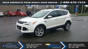 2014 Ford Escape Titanium+2.0 LITRES+AWD ET CERTIFIE OPTIMUM