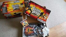 Playstation 3 Guitar Hero World Tour PS3