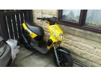 Yamaha ew50 slider 50cc moped