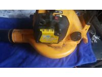 partner bv24 petrol blower