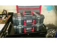 Mac tools snap on dewalt tool storage