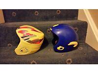 Childrens ski helmets