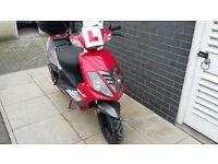 Generic RACE 50cc Moped, 6 Months MOT, New Exhaust £500 O.N.O