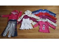 Girls clothes size 3-4 yrs