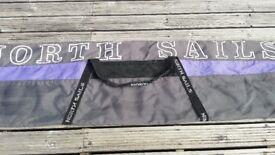 Windsurf sail quiver bag