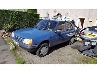 Peugeot 205 grd 1.8 diesel
