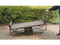 Handcart perfect working order
