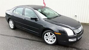 2006 Ford Fusion SEL 3.0L V6 +Cuir, Toit Ouvrant+