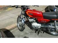 Yamaha rxs 100cc for sale