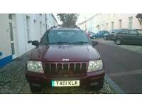 Jeep Grand cherokee spare or repair