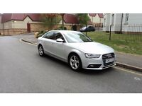 Audi A4 2.0 TDI e SE 4dr Manual 2013 (13) Start / Stop, Only £30 Road Tax Per Year £ 8450
