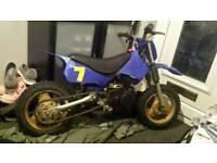 Traka 50cc childrens motorcycle. Not Pw 50 champ 50