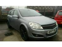 2008 Vauxhall Astra Elite 1.9CDTi 6speed manual *Swap*