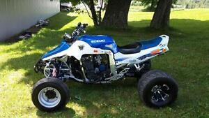 Used 1100 Suzuki Quad racer
