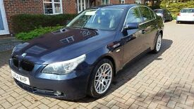 BMW 5 SERIES 2.5 525d SE 4dr