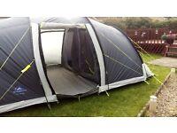 Sunncamp Shadow 600 6 man + tent 3 bedroom