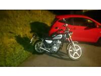Hn125-8 motorbike and a gaming pc package