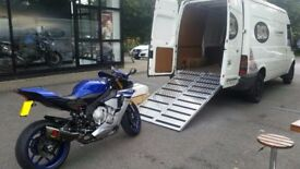 24 Hour Motorcycle Recovery Transport / Tyre Puncture Repairs / Motorbike Bike Breakdown / Scooter