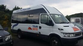 IVECO IRIS BUS. 17 Seater Minibus. Great Conversion Project