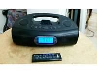 Tevion sound iPod docking station/ clock/radio