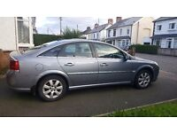 Vauxhall Vectra Design 2006 Low milage