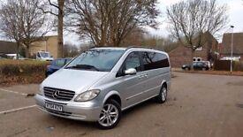 Mercedes Benz Viano Ambiente long 2.2cdi automatic 7 seats