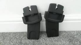 Babystyle oyster car seat adaptors